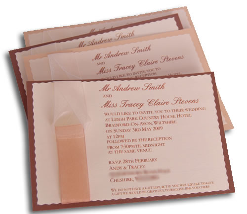 DIY Wedding Invitations DIY Wedding Invitations ...